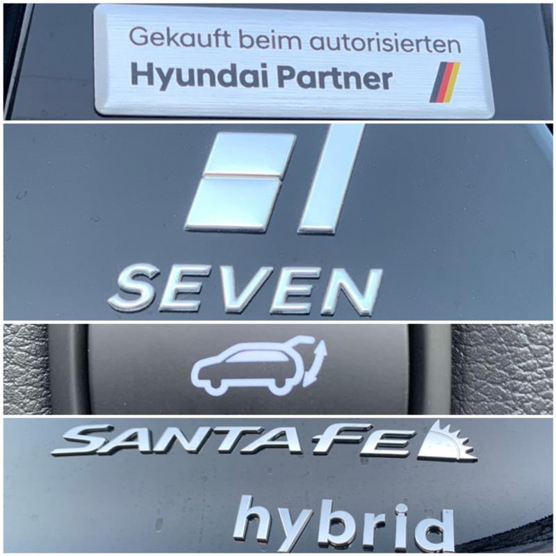 Hyundai Santa fe 1.6T-GDI/HYBRID Prime Seve / Model 2021/6+1, снимка 17