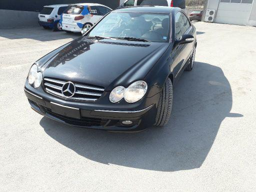 Mercedes-Benz CLK 320 CDI Face