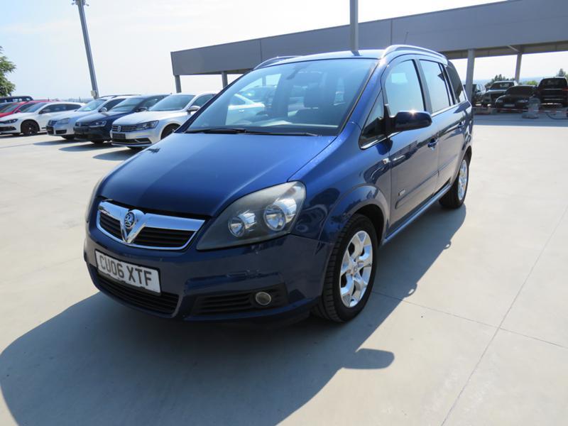 Opel Zafira B 1.9 CDTI 120кс