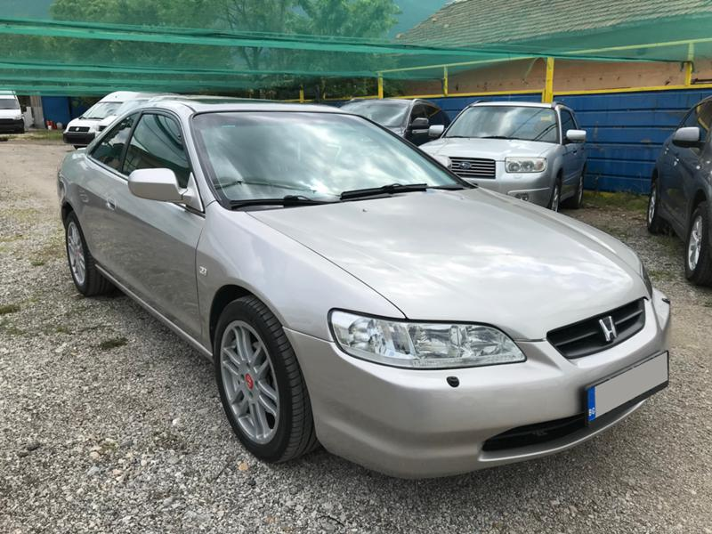 Honda Accord 2.0I KLIMATRONIK GAS