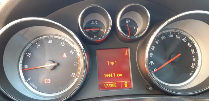 Opel Insignia 2.0I turbo, снимка 12