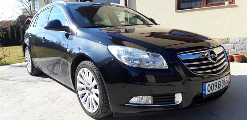 Opel Insignia 2.0I turbo, снимка 1