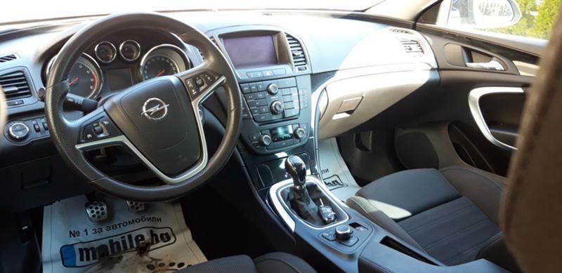 Opel Insignia 2.0I turbo, снимка 6