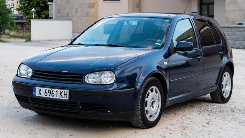 VW Golf 2.3 v5 4х4