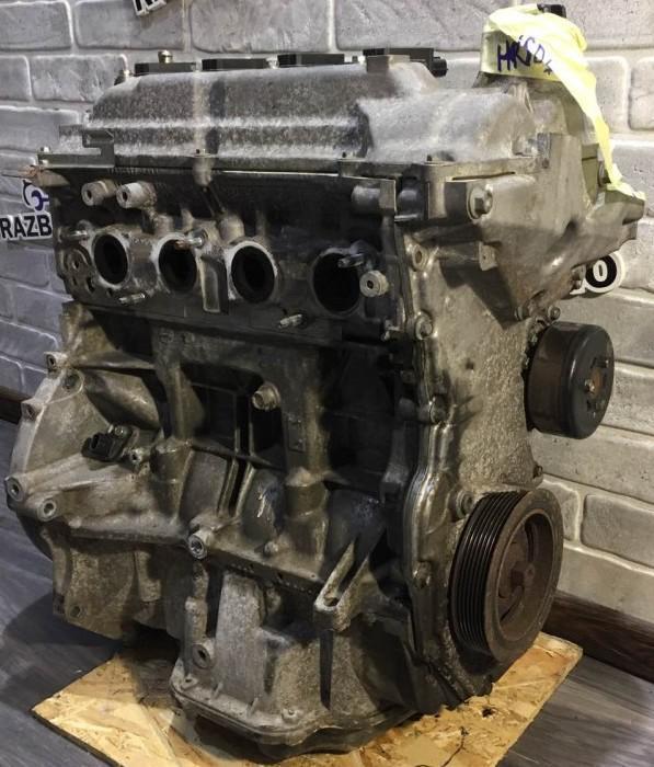 Двигател 1.6 бензин HR16 / HR16DE за Nissan Qashqai - НА ЧАСТИ