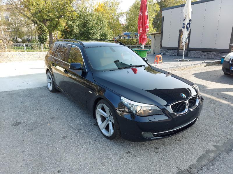 BMW 520 Фейслифт