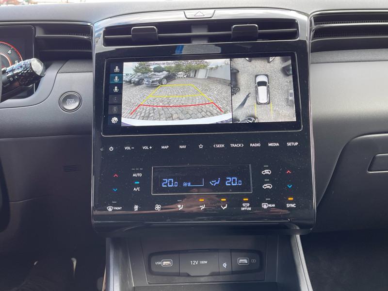 Hyundai Tucson N-line/1.6-CRDI(дизел),7-DCT ,4X4, снимка 13