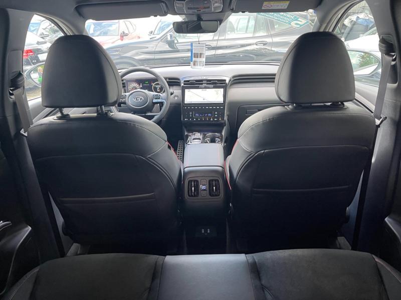 Hyundai Tucson N-line/1.6-CRDI(дизел),7-DCT ,4X4, снимка 15