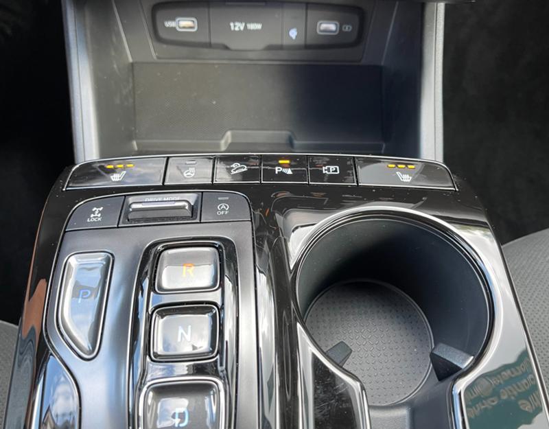 Hyundai Tucson N-line/1.6-CRDI(дизел),7-DCT ,4X4, снимка 14