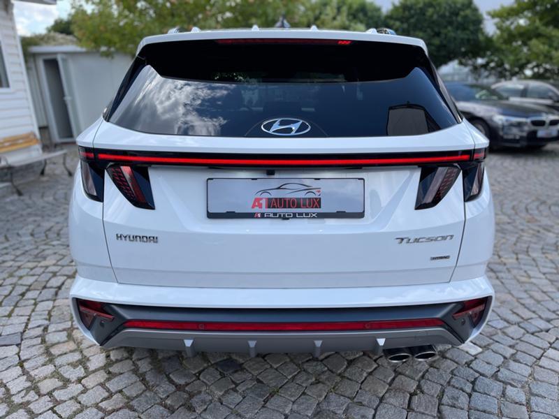 Hyundai Tucson N-line/1.6-CRDI(дизел),7-DCT ,4X4, снимка 5
