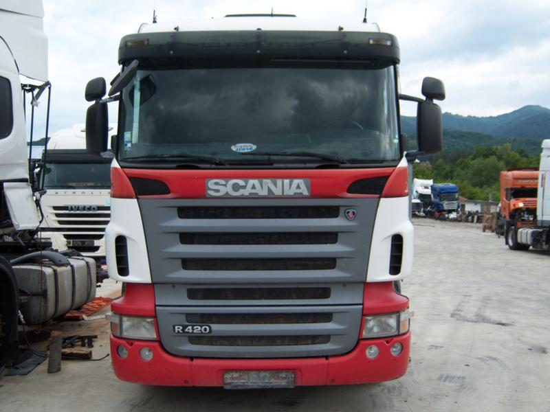 Scania R 420 САМОСВАЛНА ХИДРЛЛАВЛИКА