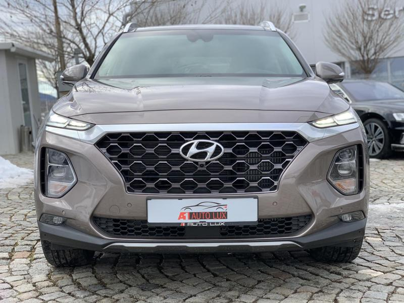 Hyundai Santa fe 6+1/HTRAC/CRDI-200k.c., снимка 2