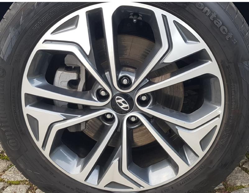 Hyundai Santa fe 6+1/HTRAC/CRDI-200k.c., снимка 8