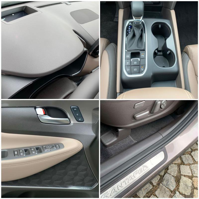 Hyundai Santa fe 6+1/HTRAC/CRDI-200k.c., снимка 16