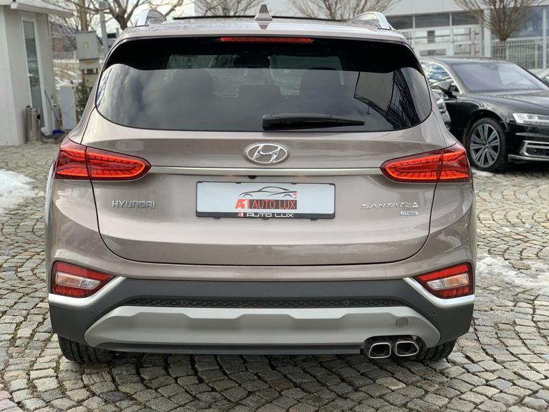 Hyundai Santa fe 6+1/HTRAC/CRDI-200k.c., снимка 6