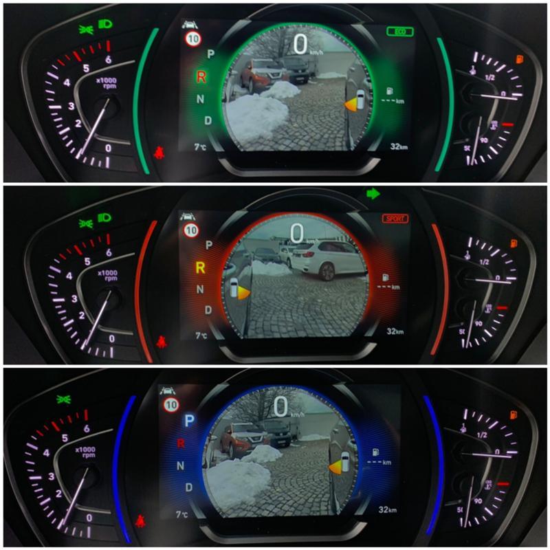 Hyundai Santa fe 6+1/HTRAC/CRDI-200k.c., снимка 15
