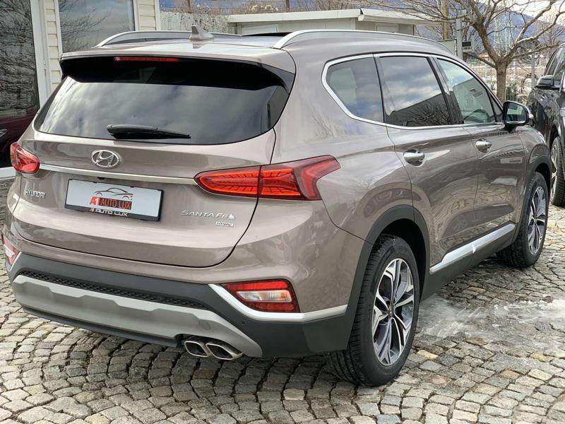 Hyundai Santa fe 6+1/HTRAC/CRDI-200k.c., снимка 7