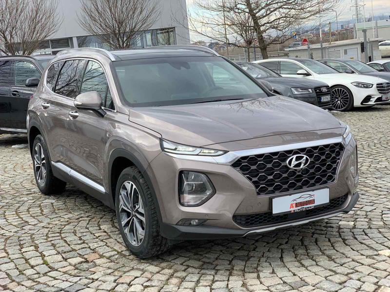 Hyundai Santa fe 6+1/HTRAC/CRDI-200k.c.