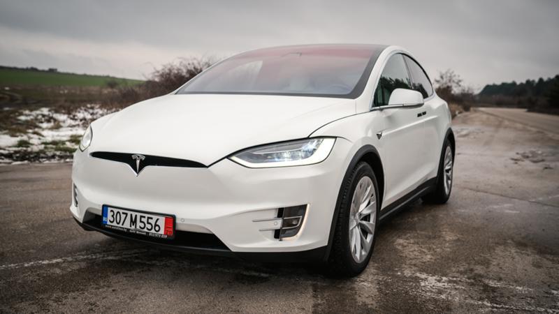 Tesla Model X X100D,4x4, New!!, снимка 8