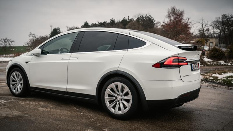 Tesla Model X X100D,4x4, New!!, снимка 9