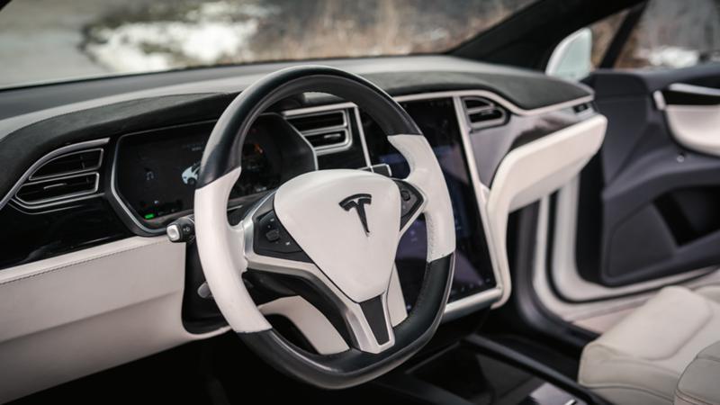 Tesla Model X X100D,4x4, New!!, снимка 6