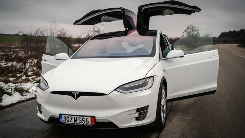 Tesla Model X X100D,4x4, New!!, снимка 7