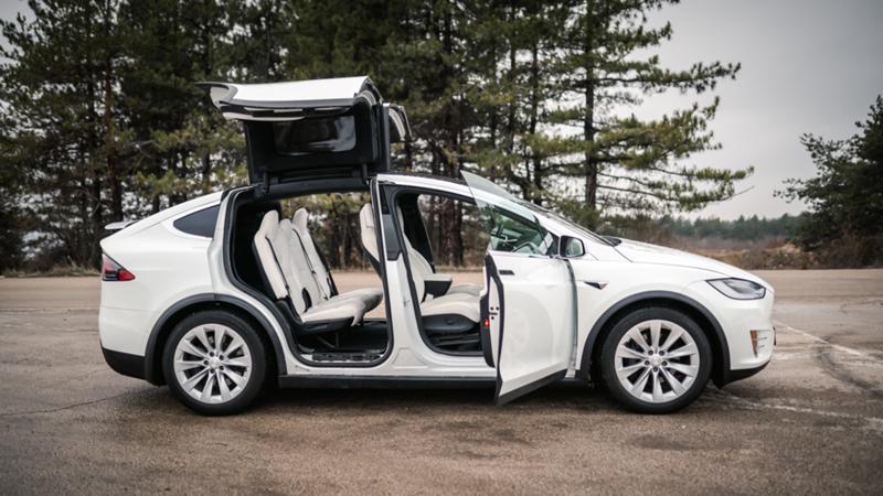 Tesla Model X X100D,4x4, New!!, снимка 1