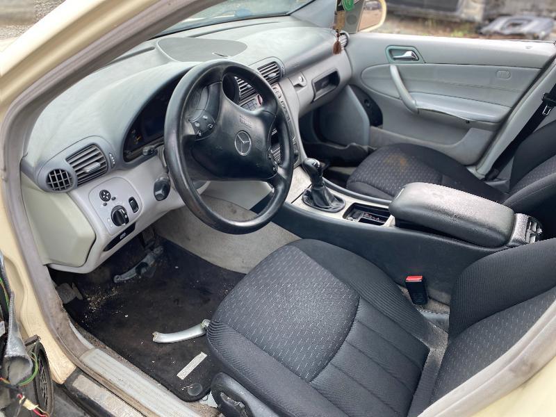 Mercedes-Benz Vito 646 Запазено състояние на части