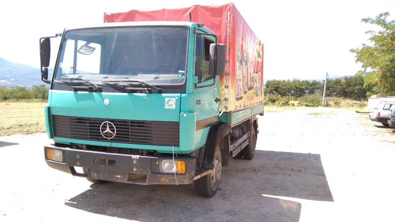 Mercedes-Benz 814 OM354920