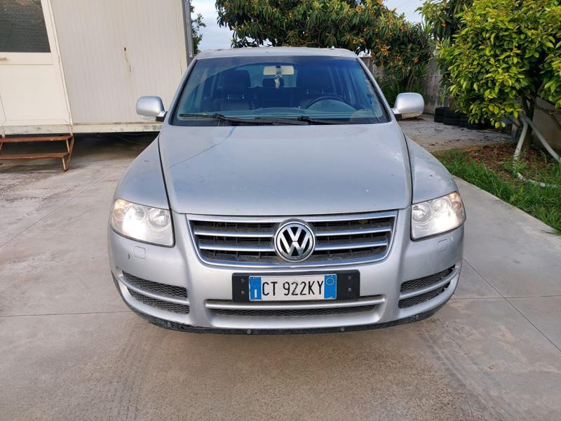 VW Touareg 2.5