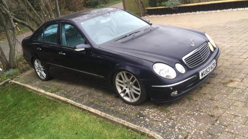 Mercedes-Benz E 270 2.2 143 к.с 2.7 177к.с 3.2 204к.с w211 и w203
