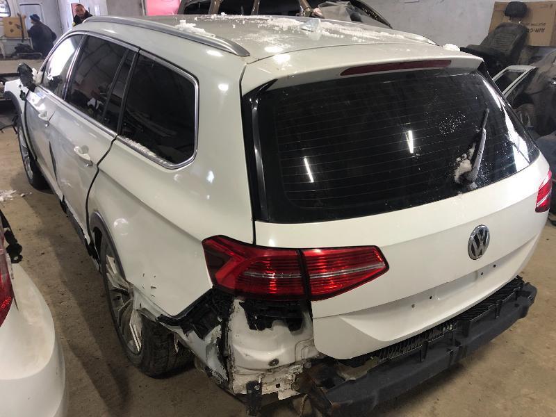VW Passat 2.0TSI