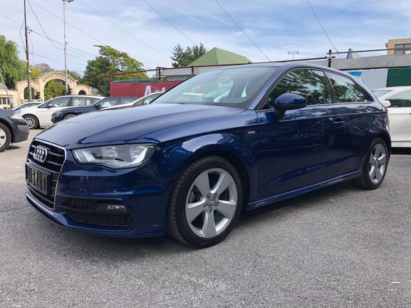 Audi A3 1.6 TDI, S-Line, Навигация