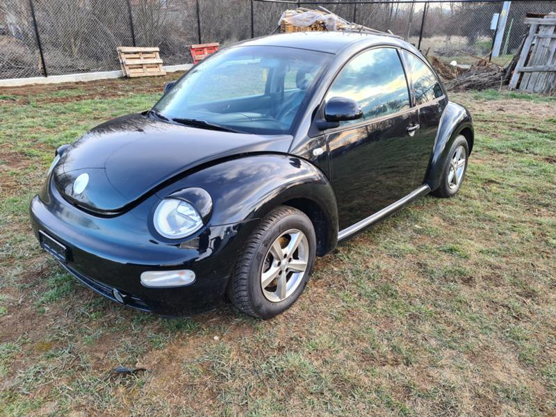 VW New beetle 1.8Т AVC