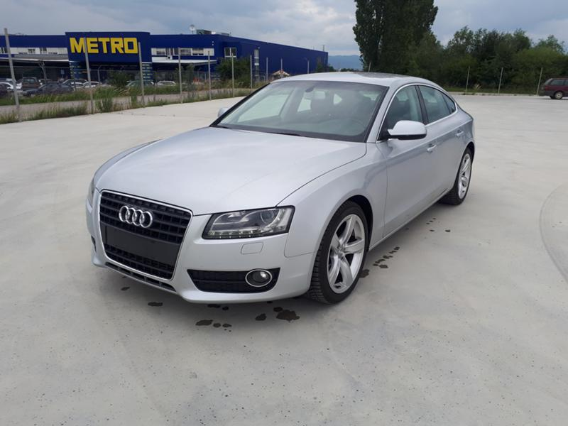 Audi A5 2.0TDi-SportBack