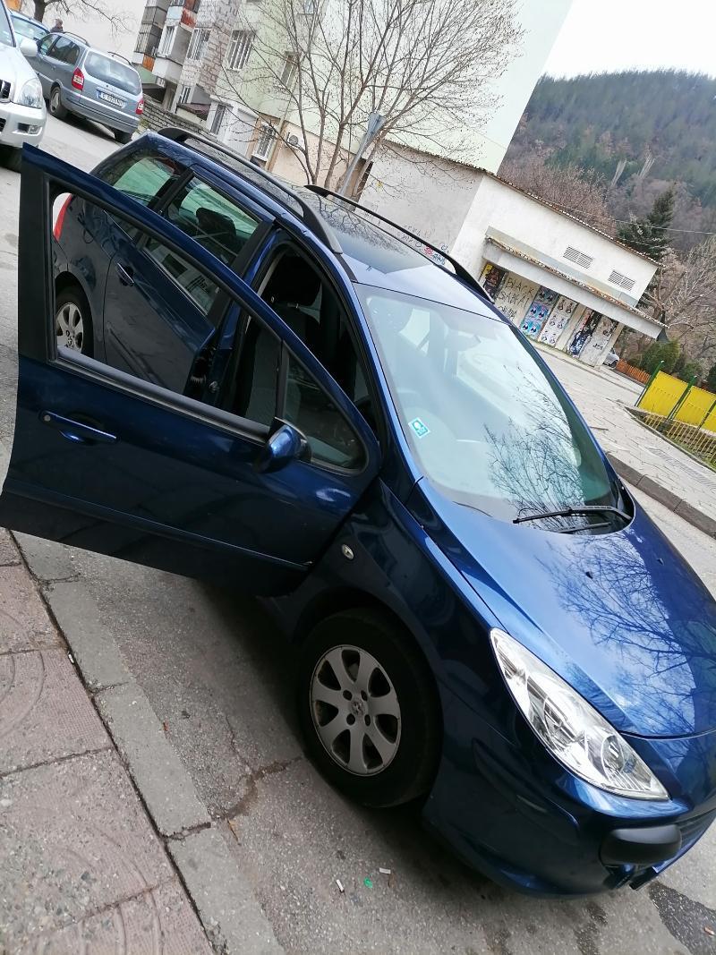Peugeot 307 Sw на части
