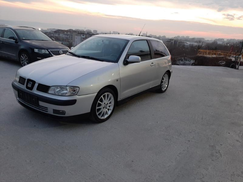 Seat Ibiza 1.8Т 156кс SPORT