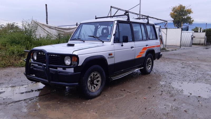 Mitsubishi Pajero 2.5tdi/на части