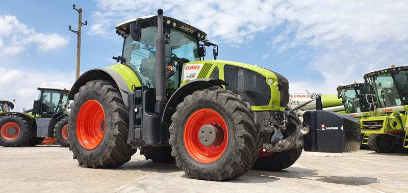 Трактор Claas Axion 920 НАЛИЧЕН