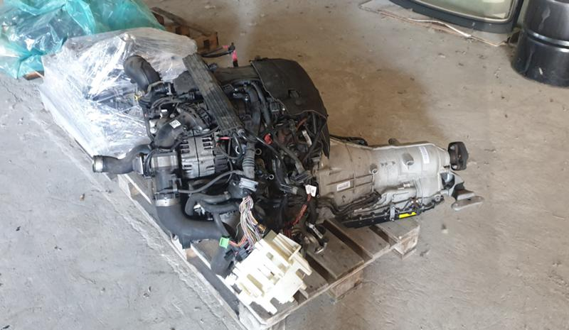 Двигател N47N 143 к.с. 318d LCI