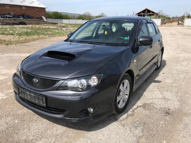 Subaru Impreza 2.0d-150 к.с.-4х4-Xenon-Рекаро Кожа с Подгрев
