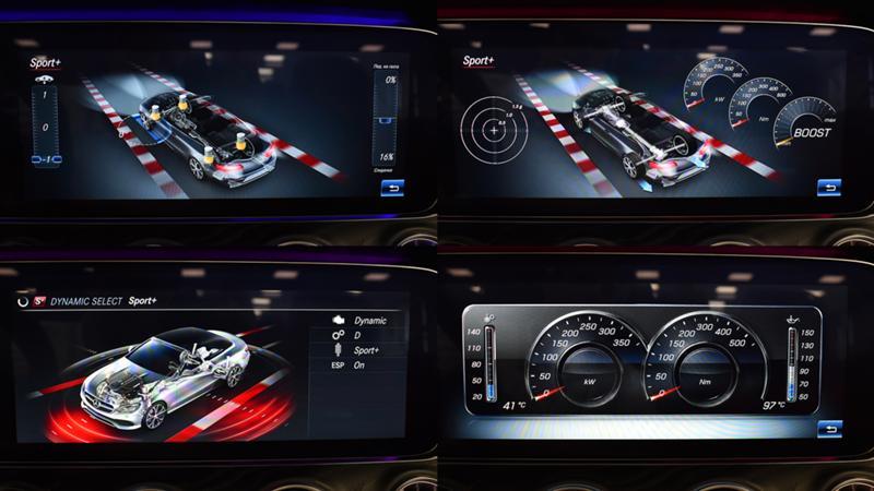 Mercedes-Benz E 53 AMG Cabrio 4MATIC+, снимка 16