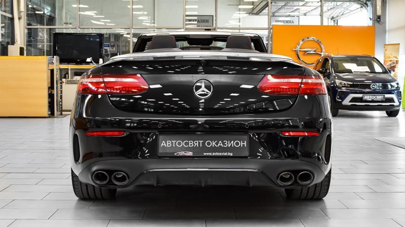 Mercedes-Benz E 53 AMG Cabrio 4MATIC+, снимка 3