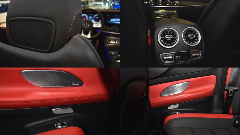 Mercedes-Benz E 53 AMG Cabrio 4MATIC+, снимка 11