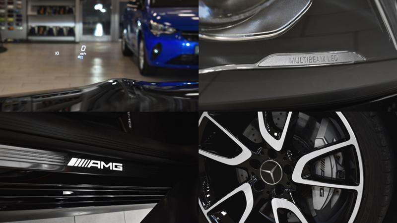 Mercedes-Benz E 53 AMG Cabrio 4MATIC+, снимка 17