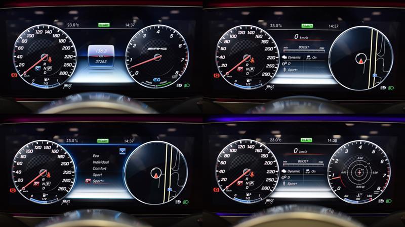 Mercedes-Benz E 53 AMG Cabrio 4MATIC+, снимка 12