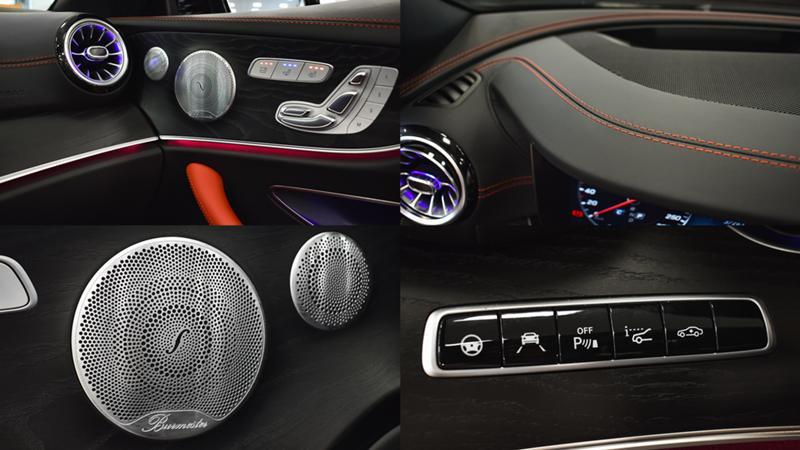Mercedes-Benz E 53 AMG Cabrio 4MATIC+, снимка 10