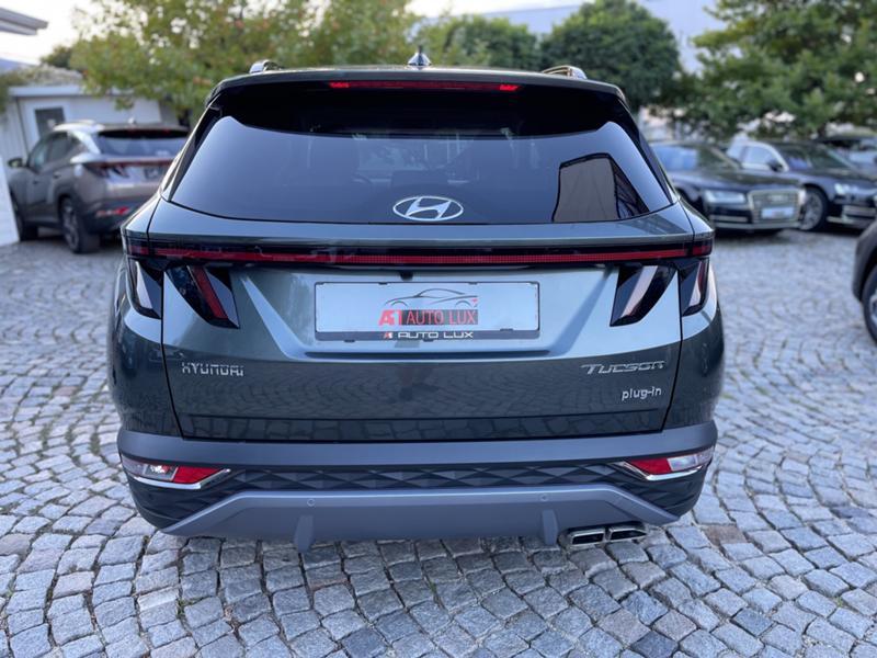 Hyundai Tucson Plug-in Hybrid Prime 4WD, снимка 5