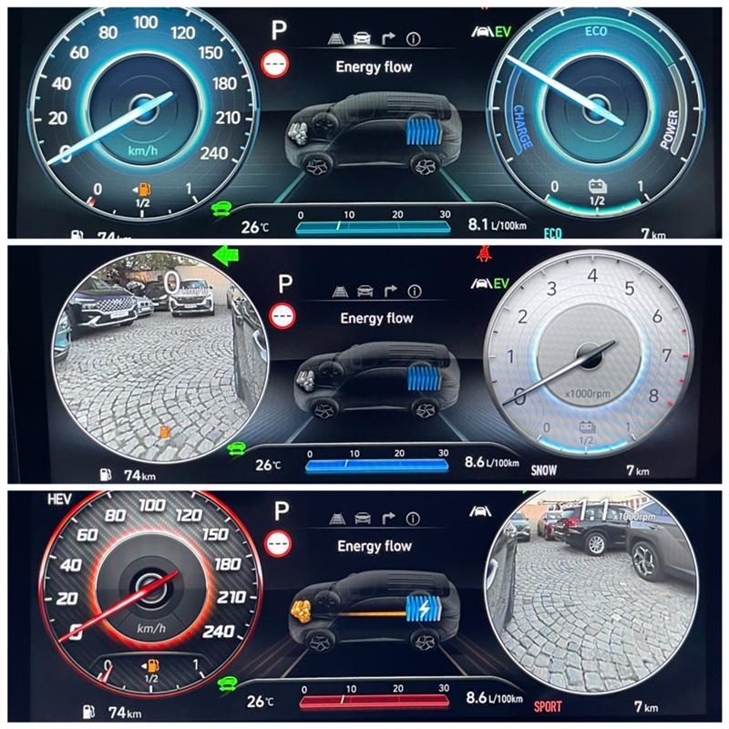 Hyundai Tucson Plug-in Hybrid Prime 4WD, снимка 13