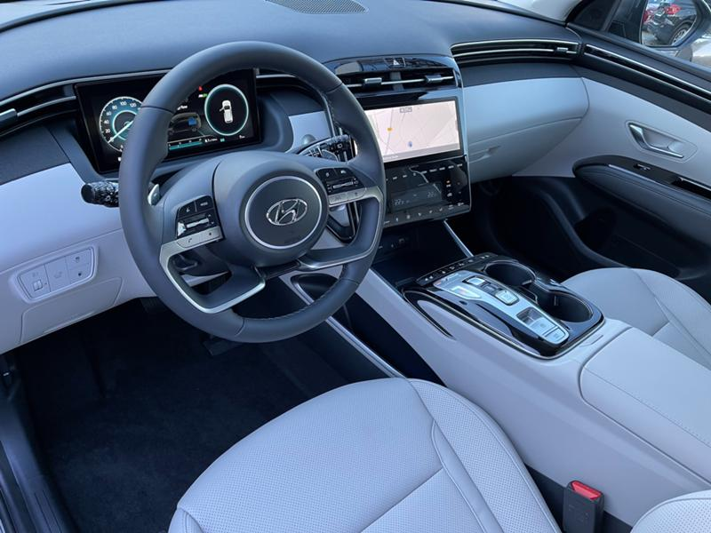 Hyundai Tucson Plug-in Hybrid Prime 4WD, снимка 8